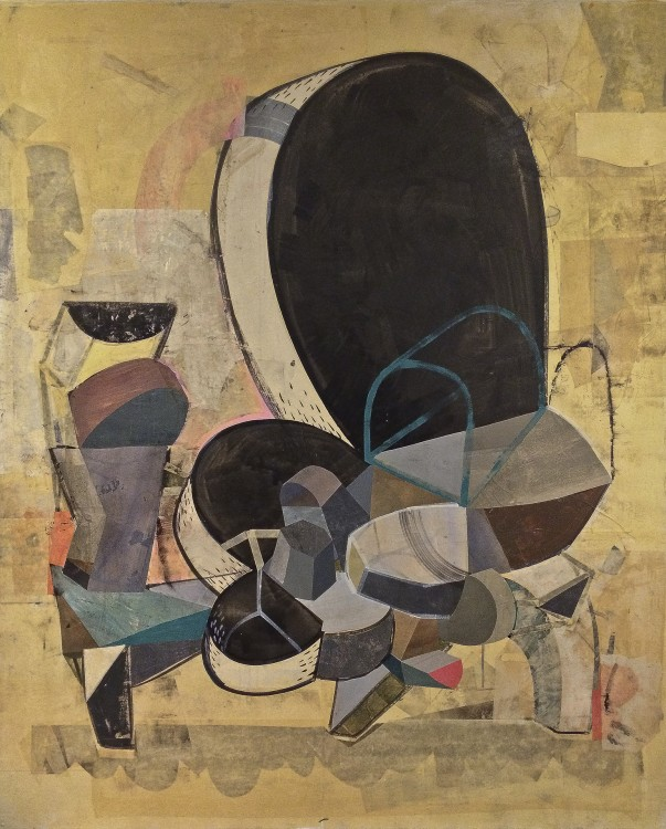 """""""A Portion of the Proceeds"""" by David Hytone at Gallery IMA"""