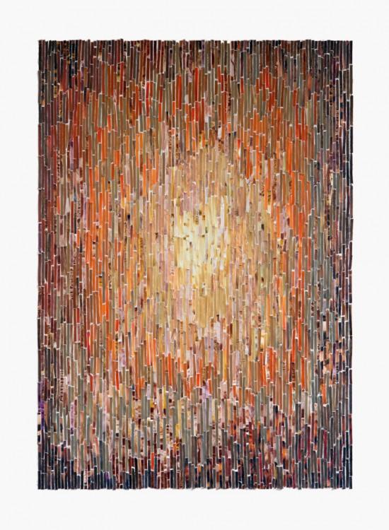 """""""Golden Light"""" by Joe Rudko at Roq la Rue Gallery"""