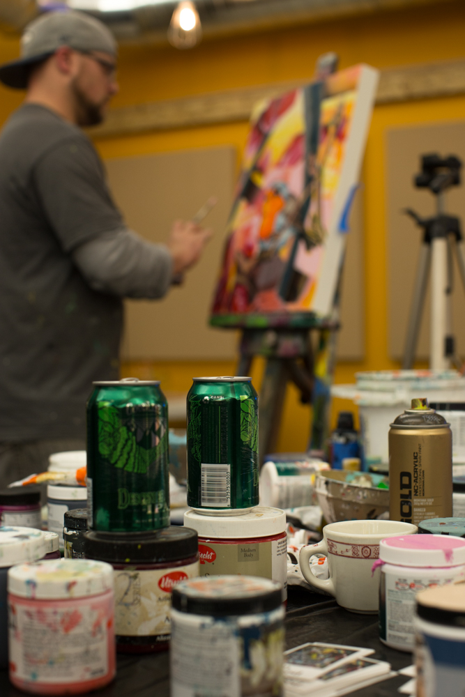 CoCA 24-Hour Art Marathon
