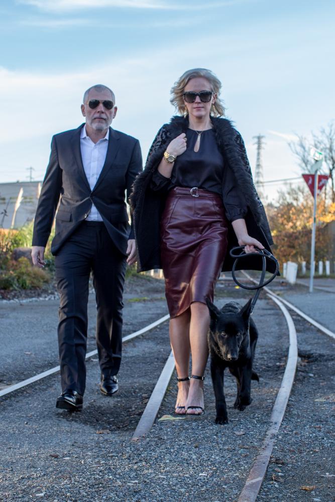 Style Fold: Billy & Piper O'Neill