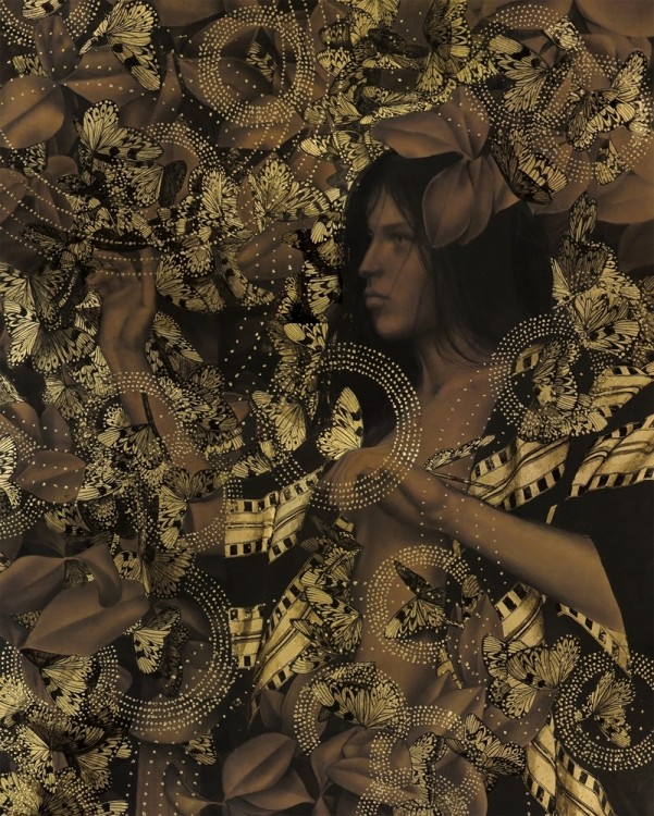 """Revelation"" by Alessandra Maria at Roq La Rue Gallery"