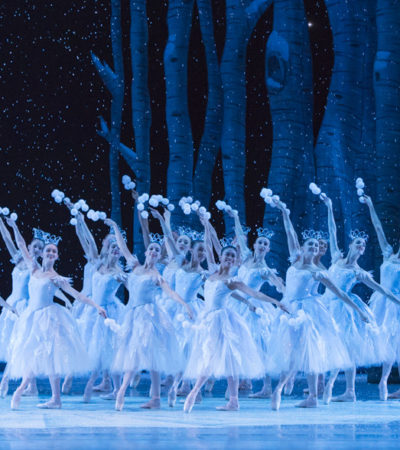 "All Sugar and Sweetness in PNB's New ""Nutcracker"""