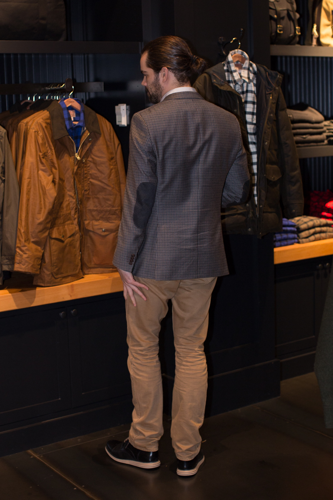 Filson Grand Opening Party