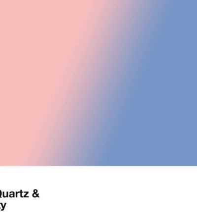 Pantone Color of The Year 2016: Rose Quartz and Serenity