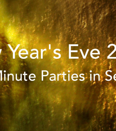 Last Minute New Year's Eve Parties 2015