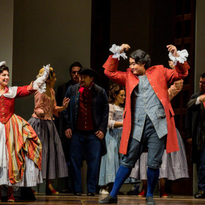 The Marriage of Figaro Hits Seattle Opera with Laughs, Lust and Lang