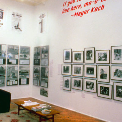 Martha Rosler at The New Foundation Seattle, Opening Jan. 28