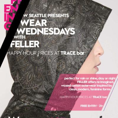 W Hotel Hosts FELLER for Wear Wednesday, Jan. 27