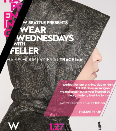 W Hotel Hosts FELLER for Wear Wednesday, Jan. 27