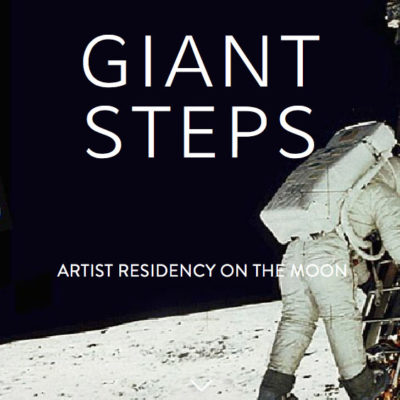 Art in Public and…on the Moon? Calls for Art in Winter 2016