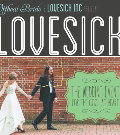 January Is For Lovebirds: LOVESICK Expo 2016 and The Seattle Wedding Show