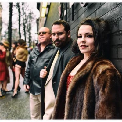 Seattle Vice at The Triple Door, Jan. 22-31