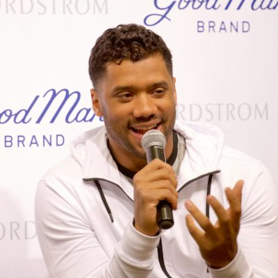 He's My Mister: Russell Wilson's Good Man Brand at Nordstrom