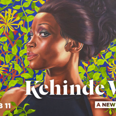 <em>Kehinde Wiley: A New Republic</em> Opening Celebration, Feb. 11
