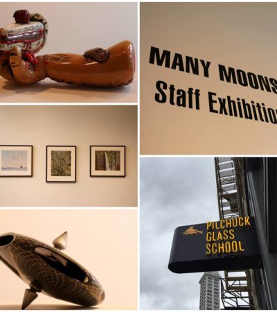 Many Moons: Pilchuck Glass School's Staff Showcase, Through March 1