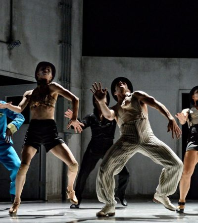 Kidd Pivot & Electric Company Theatre's <em>Betroffenheit</em>, March 18-19