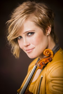 Leila Josefowicz. Photo by Chris Lee.