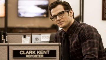 Clark Kent in Batman v Superman.