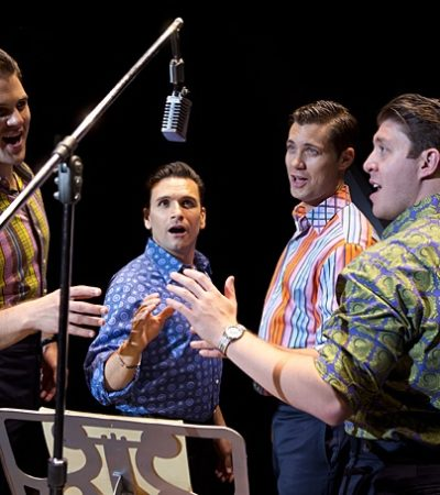 Jersey Boys at The Paramount, March 8-13