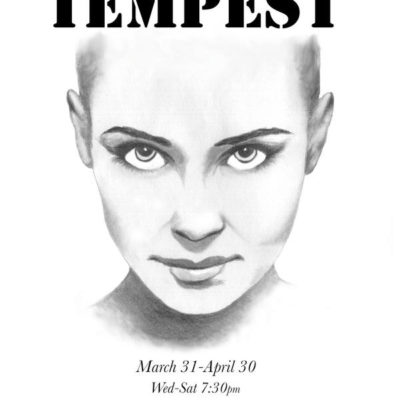 <em>The Tempest</em> at New City Theater, Opens March 31