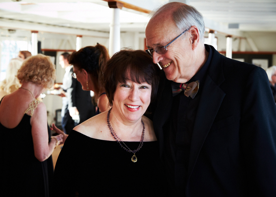 Seattle Opera Gala Maryanne Tagney & David Jones