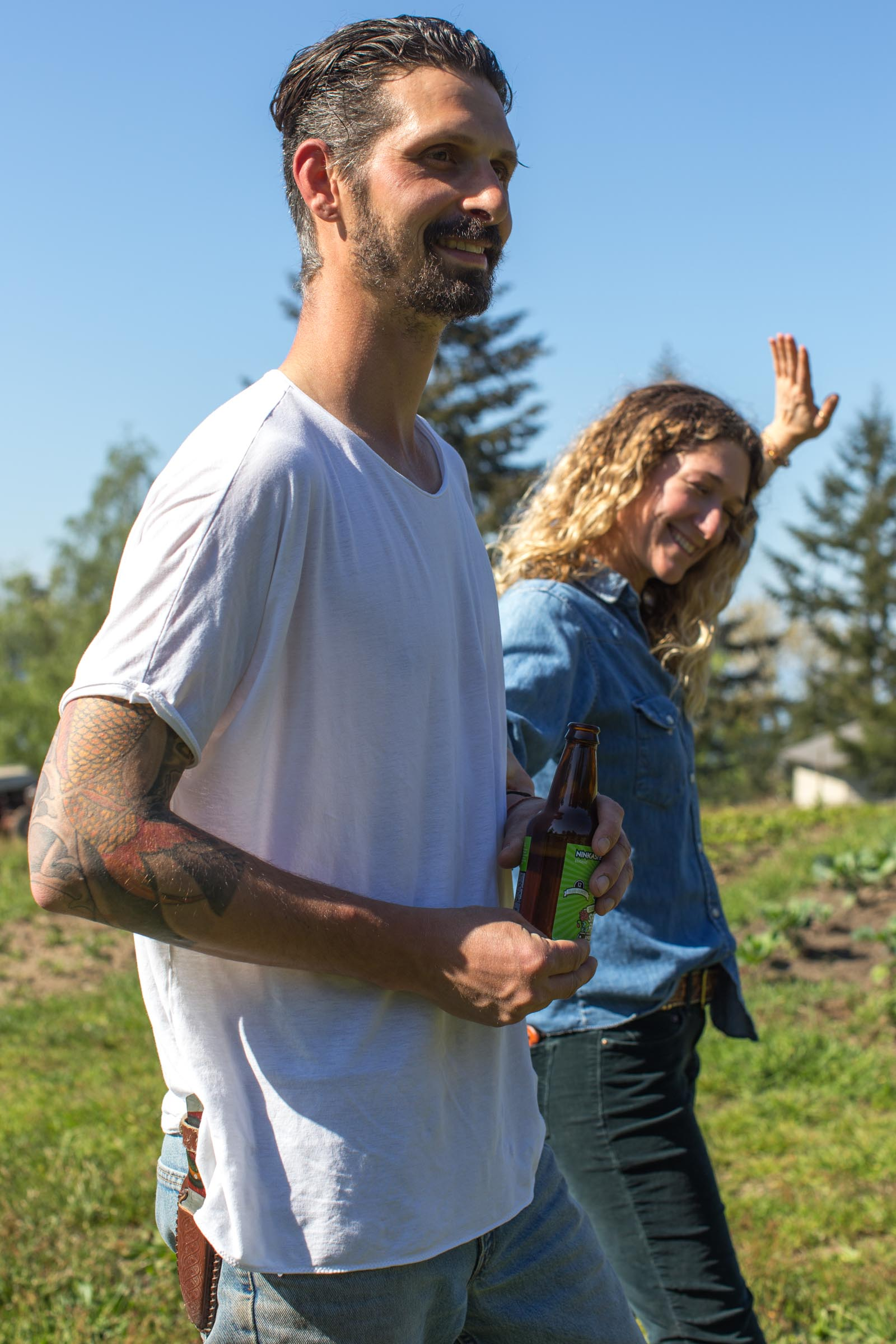 The Style Fold: Brandon & Jody of Circle Rock Ranch