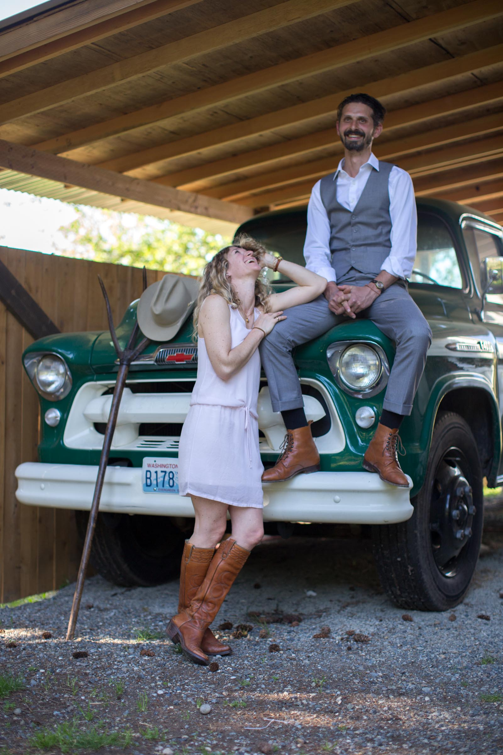 The Style Fold: Brandon & Jody of Circle Rock Ranch