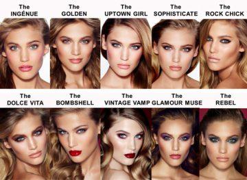 One Model...Ten Faces