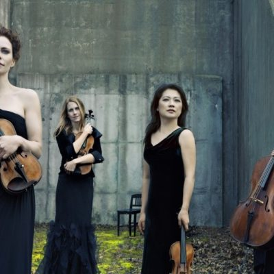 Daedalus Quartet at Meany Hall, April 29