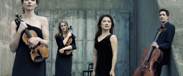 Daedalus Quartet at Meany Hall