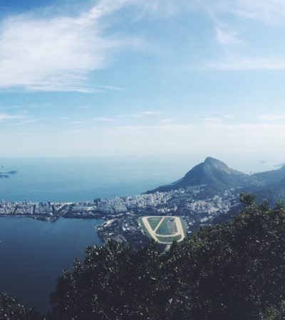 An American in Brazil