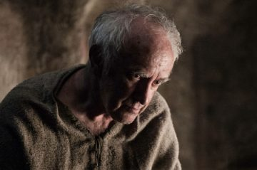 The High Sparrow in Game of Thrones