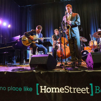 The 2016 Ballard Jazz Festival, May 11-14