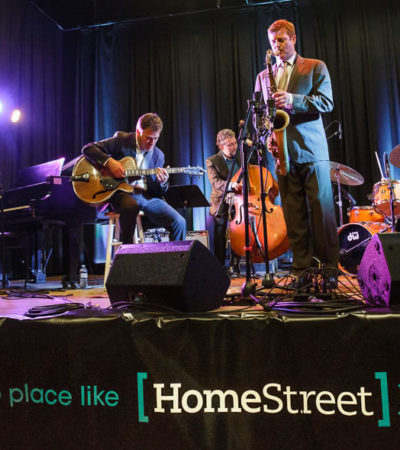 The 2016 Ballard Jazz Festival, May 11-14