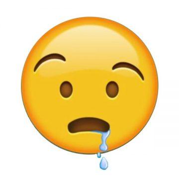 drool emoji