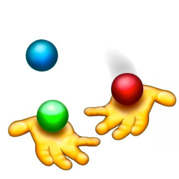 juggling emoji