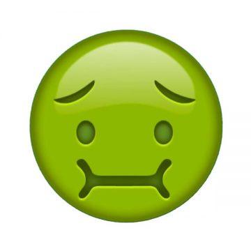 nausea emoji