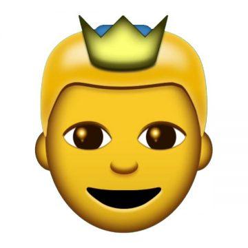 Prince emoji