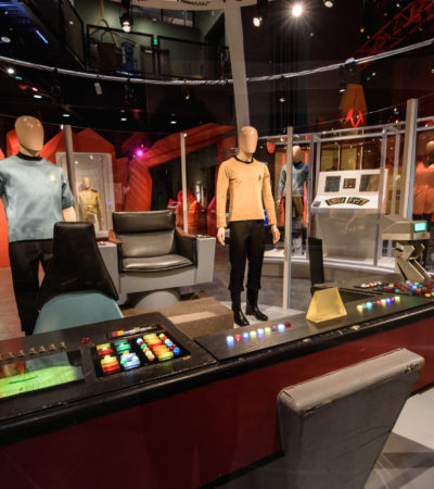 Exploring <em>Star Trek: Exploring New Worlds</em> at EMP Museum