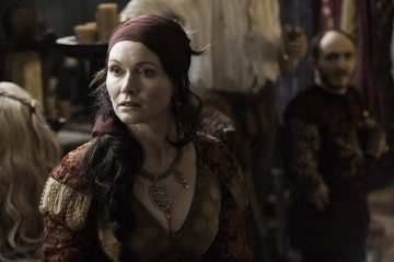 Lady Crane in Game of Thrones Blood of my Blood
