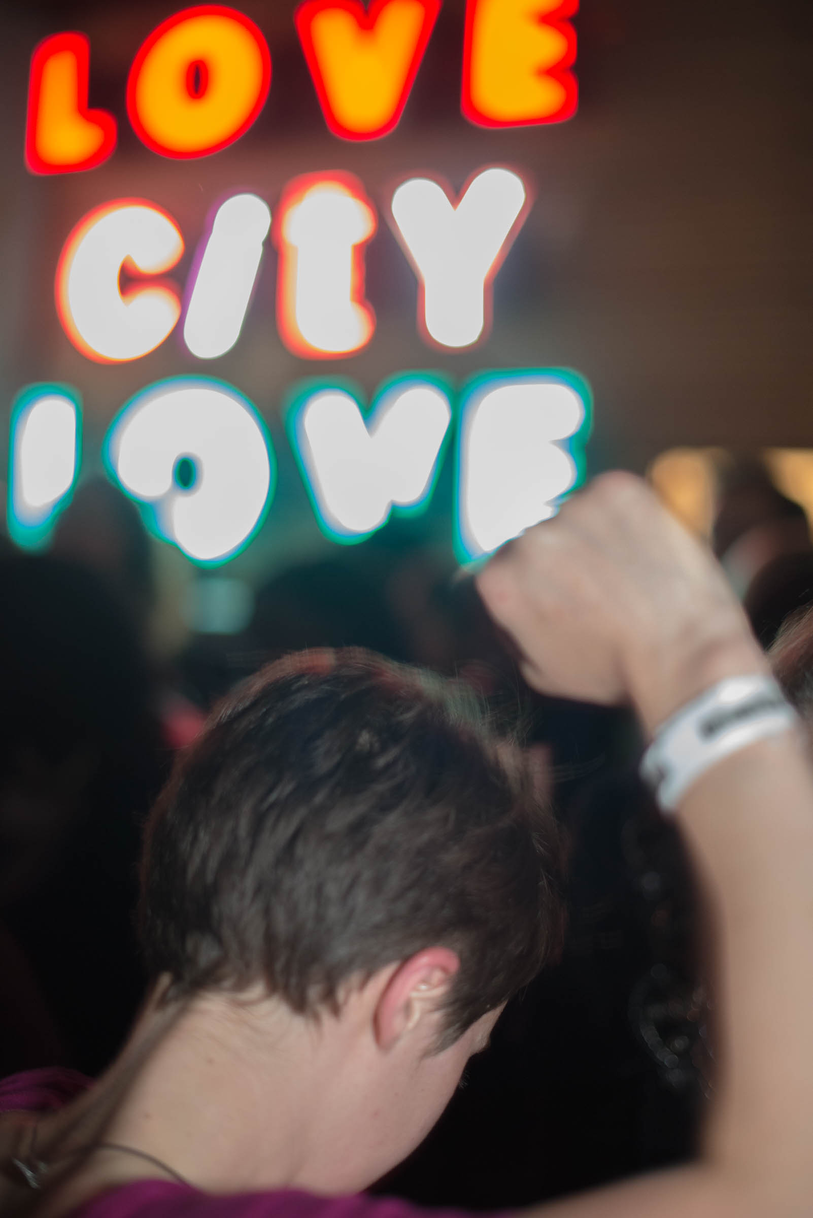 Night Shift at Love City Love