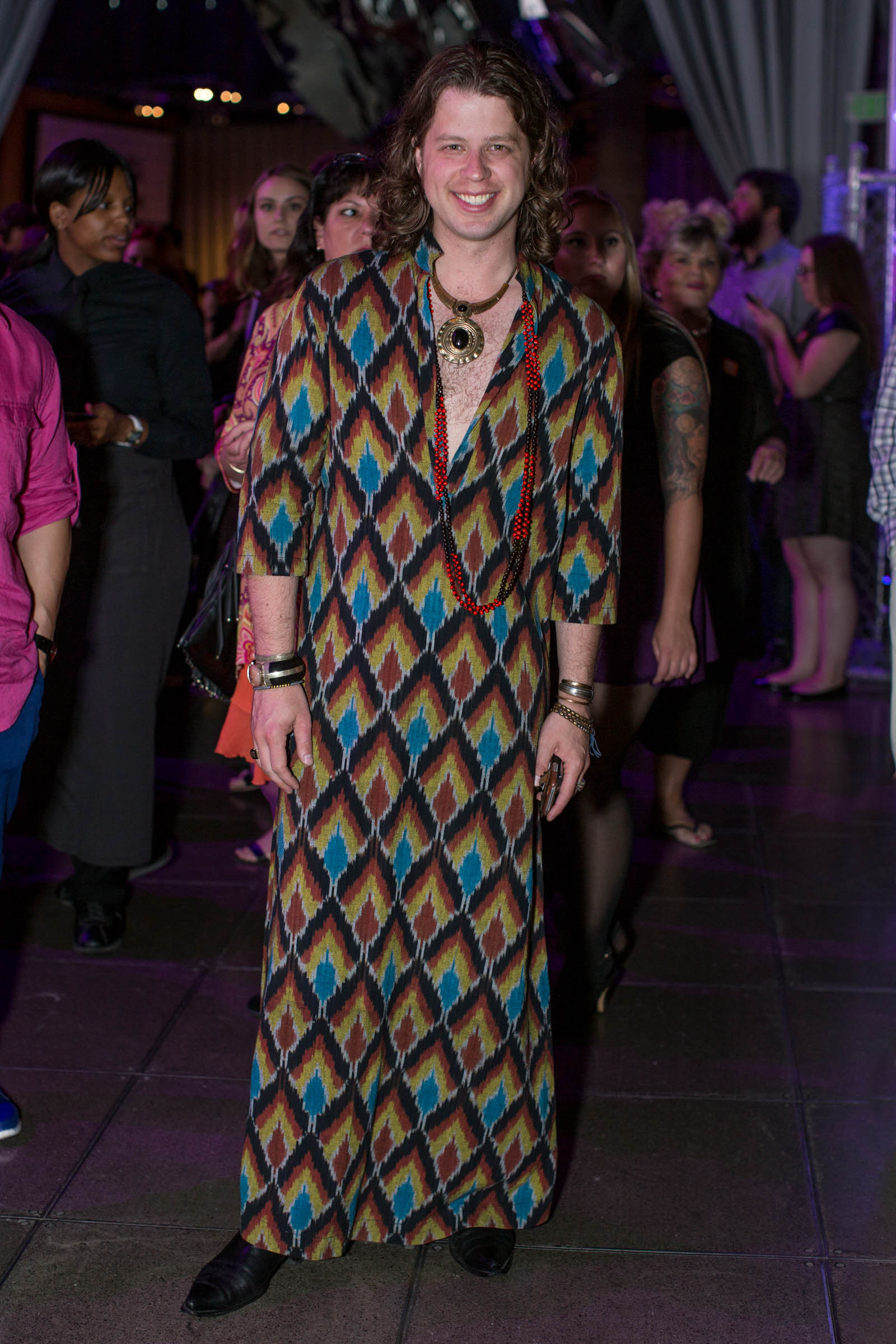 World of WearableArt Opening Party