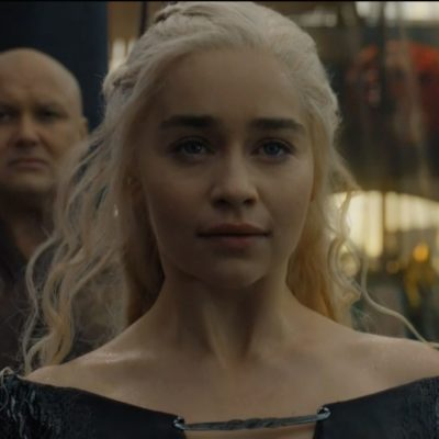 Cocktails & Spoilers: Daenerys Sails for Westeros and Into a Storm (and Sea Horse Sling Cocktail)