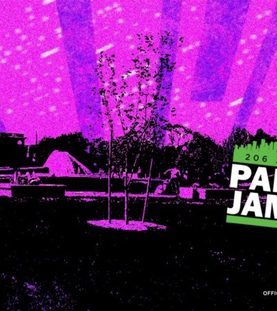 Zulu Park Jam at Cal Anderson Park, July 31