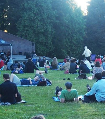 SCMS Presents <em>Music Under the Stars</em> at Volunteer Park, July 20