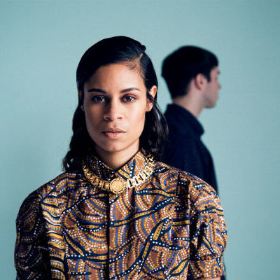 AlunaGeorge at the Neptune, August 3