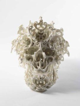 Predictive dream by Katsuyo Aoki porcelain