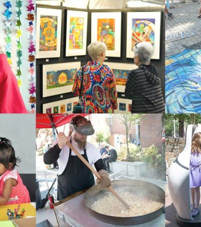 BAM ARTSfair 2016, July 29-31 at Bellevue Arts Museum