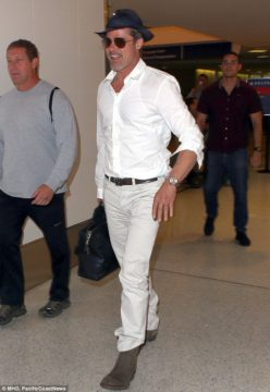 He's My Mister: Hot Guys Wear White Jeans - Vanguard Seattle