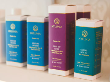 Honey Skin Spa - Hylunia Products